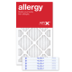12x20x1 AIRx ALLERGY Air Filter - MERV 11