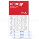 12x20x1 AIRx ALLERGY Air Filter - MERV 11