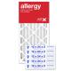 12x24x2 AIRx ALLERGY Air Filter - MERV 11