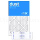 Bryant/Carrier Pleated Filter -13x21.5x1 - Dust Reduction