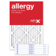 14x20x1 AIRx ALLERGY Air Filter - MERV 11