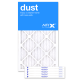 14x24x1 AIRx DUST Air Filter - MERV 8