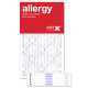 14x24x1 AIRx ALLERGY Air Filter - MERV 11