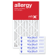 14x24x2 AIRx ALLERGY Air Filter - MERV 11