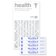 14x24x2 AIRx HEALTH Air Filter - MERV 13