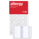 14x25x1 AIRx ALLERGY Air Filter - MERV 11
