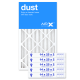 14x25x2 AIRx DUST Air Filter - MERV 8