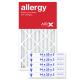14x25x2 AIRx ALLERGY Air Filter - MERV 11