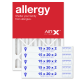 15x20x2 AIRx ALLERGY Air Filter - MERV 11