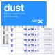 16x16x2 AIRx DUST Air Filter - MERV 8