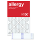 16x24x1 AIRx ALLERGY Air Filter - MERV 11