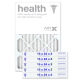 16x24x2 AIRx HEALTH Air Filter - MERV 13
