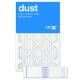16x22x1 AIRx DUST Air Filter - MERV 8