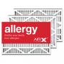 16x25x3 AIRx ALLERGY Air Bear 255649-101 Replacement Air Filter - MERV 11