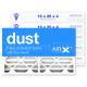 16x25x4 AIRx DUST Air Filter - MERV 8