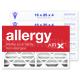 16x25x4 AIRx ALLERGY Air Filter - MERV 11