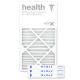 16x30x2 AIRx HEALTH Air Filter - MERV 13