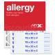 18x20x2 AIRx ALLERGY Air Filter - MERV 11