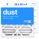 18x20x4 AIRx DUST Air Filter - MERV 8
