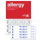 18x24x2 AIRx ALLERGY Air Filter - MERV 11
