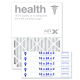 18x24x2 AIRx HEALTH Air Filter - MERV 13