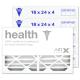 18x24x4 AIRx HEALTH Air Filter - MERV 13