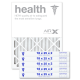 18x25x2 AIRx HEALTH Air Filter - MERV 13