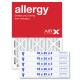 18x25x2 AIRx ALLERGY Air Filter - MERV 11