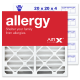 20x20x4 AIRx ALLERGY Air Filter - MERV 11