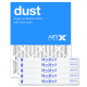 20x25x2 AIRx DUST Air Filter - MERV 8