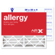 20x25x4 AIRx ALLERGY Air Filter - MERV11