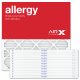 24x24x1 AIRx ALLERGY Air Filter - MERV 11