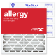 24x24x4 AIRx ALLERGY Air Filter - MERV 11