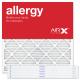 25x25x1 AIRx ALLERGY Air Filter - MERV 11