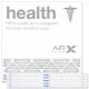 30x30x1 AIRx HEALTH Air Filter - MERV 13