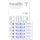 12x20x2 AIRx HEALTH Air Filter - MERV 13