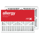 16x25x5 AIRx ALLERGY Skuttle #000-0448-001 Replacement Air Filter - MERV 11
