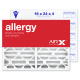 18x24x4 AIRx ALLERGY Air Filter - MERV 11
