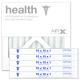 10x10x1 AIRx HEALTH Air Filter - MERV 13