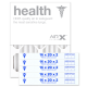 16x20x2 AIRx HEALTH Air Filter - MERV 13