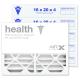 16x20x4 AIRx HEALTH Air Filter - MERV 13