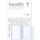 16x24x1 AIRx HEALTH Air Filter - MERV 13
