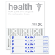 20x24x2 AIRx HEALTH Air Filter - MERV 13