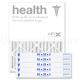 20x25x2 AIRx HEALTH Air Filter - MERV 13