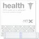 25x25x1 AIRx HEALTH Air Filter - MERV 13