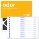 14x14x1 AIRx ODOR Air Filter - Carbon MERV 8