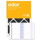 14x20x1 AIRx ODOR Air Filter - MERV 8 Carbon
