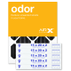 15x20x2 AIRx ODOR Air Filter - CARBON