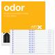 16x16x1 AIRx ODOR Air Filter - MERV 8  - CARBON