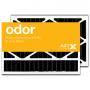 16x25x5 AIRx ODOR Air Bear 255649-105 Replacement Air Filter - Carbon
